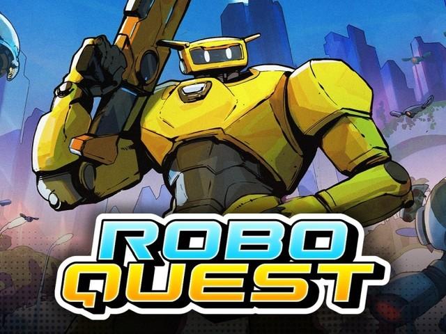 RoboQuest: Kooperativer Roguelite-Shooter nimmt Xbox-Konsolen ins Visier