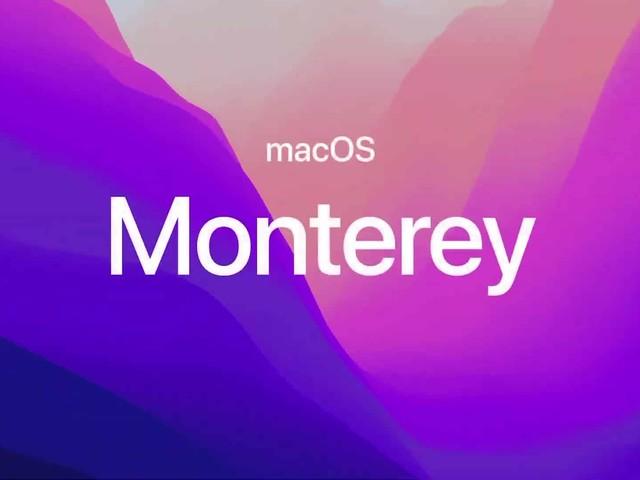 macOS 12 Monterey von Apple veröffentlicht
