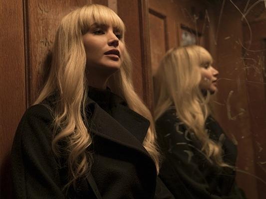 """Neuer deutscher Trailer zu """"Red Sparrow"""" mit Jennifer Lawrence"""