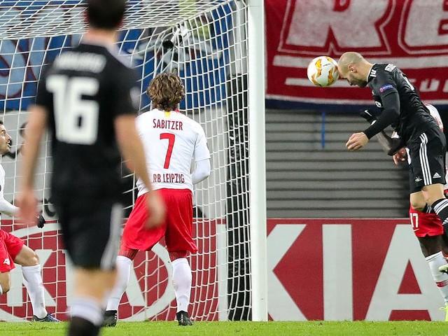 Trotz Schützenhilfe von Salzburg - Leipzig nach spätem Gegentreffer aus der Europa League ausgeschieden