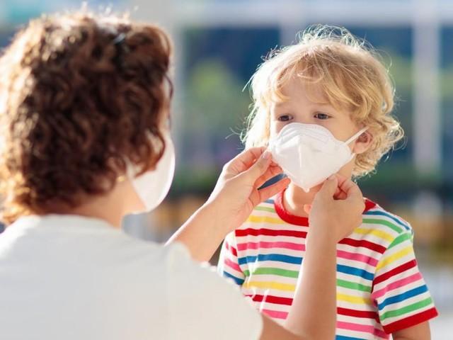 Corona: Deutsche Regierung will FFP2-Masken für Kinder einführen