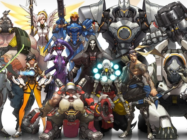 Overwatch-Update zum Download: Deathmatch, Team-Deathmatch und Helden-Anpassungen