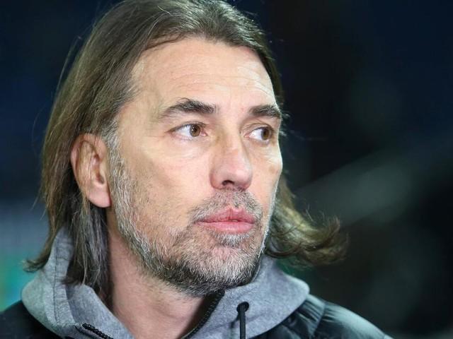Trainer Martin Schmidt und VfL Wolfsburg trennen sich