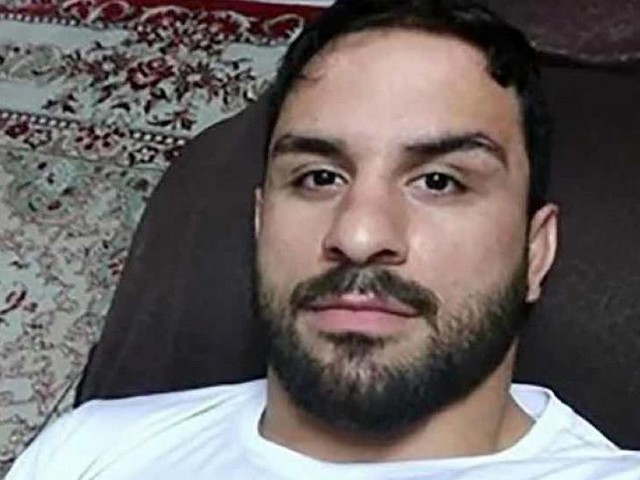 Wurde nur 27 Jahre alt - Soll Sicherheitsbeamten ermordet haben: Ringer Navid Afkari im Iran hingerichtet