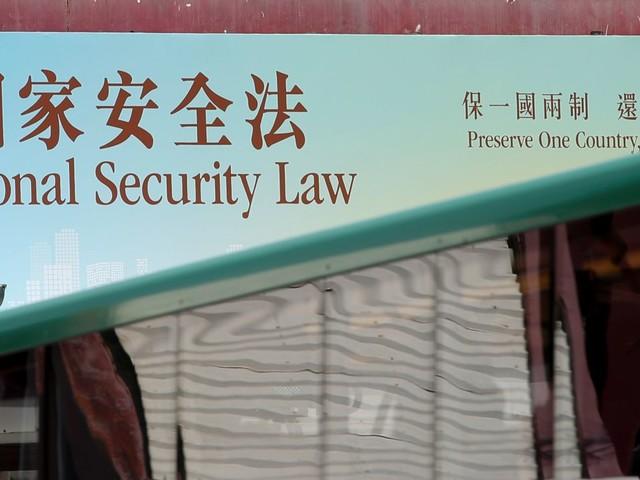 Streit um Hongkong: China kündigt Einreisebeschränkungen für Vertreter der USA an