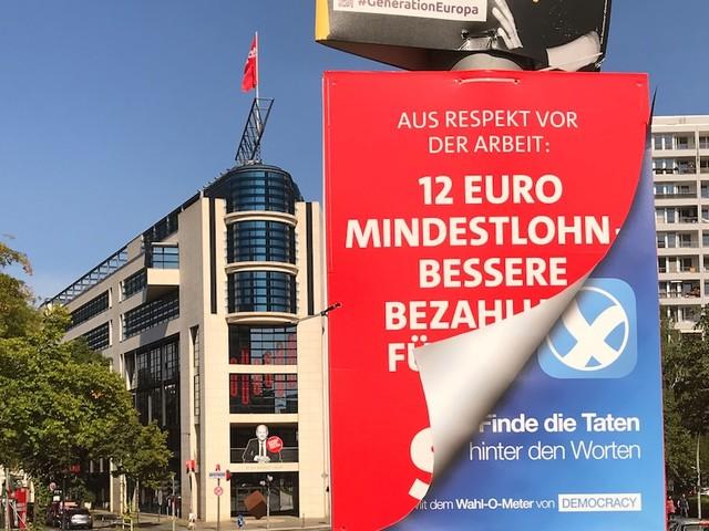 Bundestagswahl 2021 - Mit dieser App können Sie Abstimmungen im Bundestag mit Ihren Ansichten vergleichen