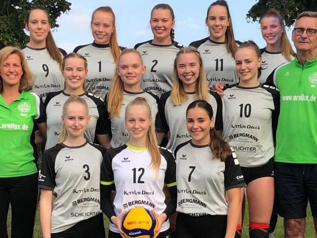 Volleyball-Saisonvorschau: Raspo Lathen peilt den Aufstieg an