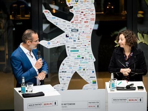 Die Digitalwirtschaft stärkt Berlin in der Krise
