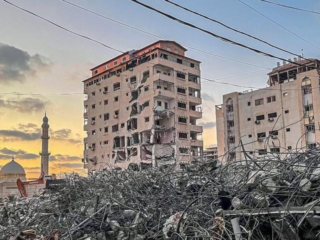 Nach Brandballons: Israel flog erneut Luftangriffe auf Gazastreifen
