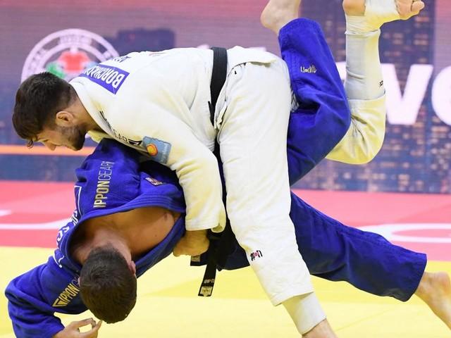 Judoka Borchashvili steht in Tokio im Halbfinale