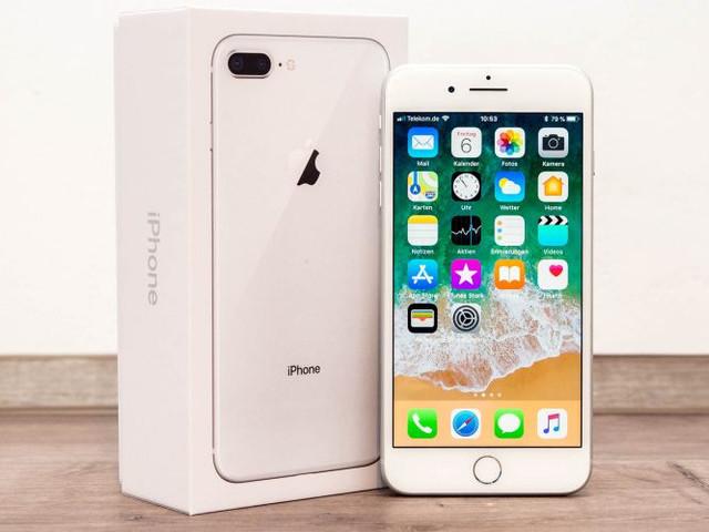iPhone 8 Plus im Test: Spaß im Glas
