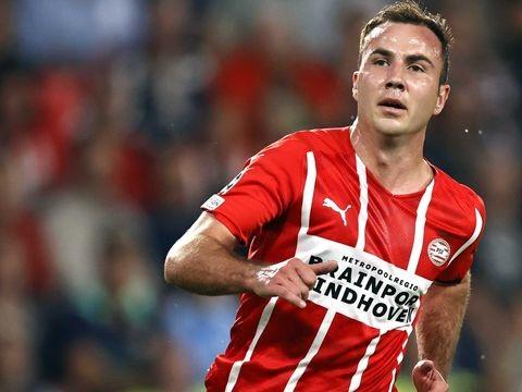 Europa League: Götze trifft für PSV - Startelf-Debüt für Boateng