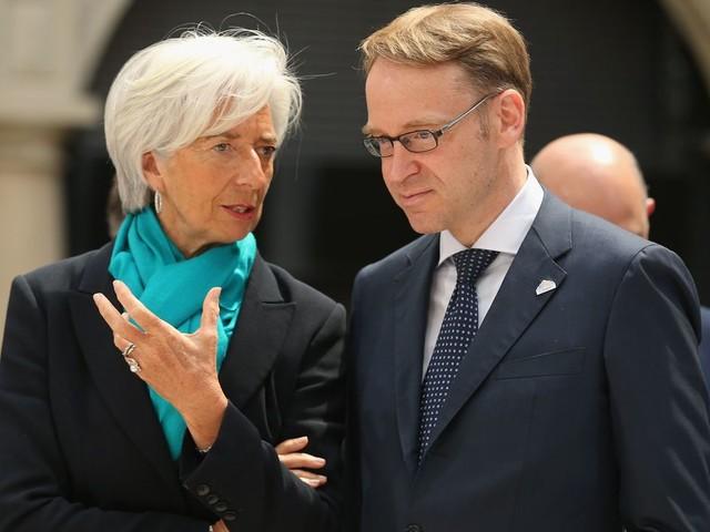 Starke Differenzen im EZB-Rat
