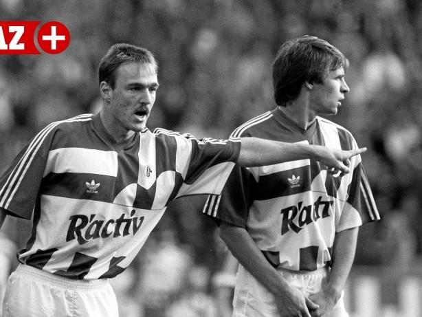 FC Schalke 04: Vor 30 Jahren: Als Schalke 04 erstmals gegen Rostock spielte