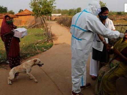 """Nach Delta kommt """"Delta Plus"""": Sorge über Corona-Variante in Indien"""