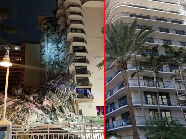 Hochhaus in Miami eingestürzt: Mindestens 50 Menschen eingeschlossen - Schreie aus den Trümmern zu hören