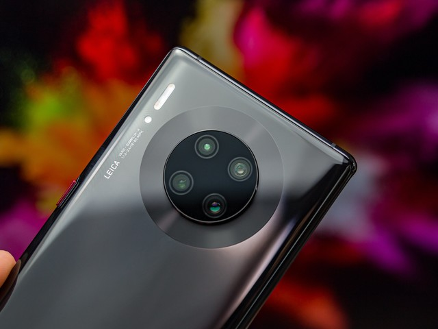 Huawei Mate 30 Pro: Die Kamera im Test