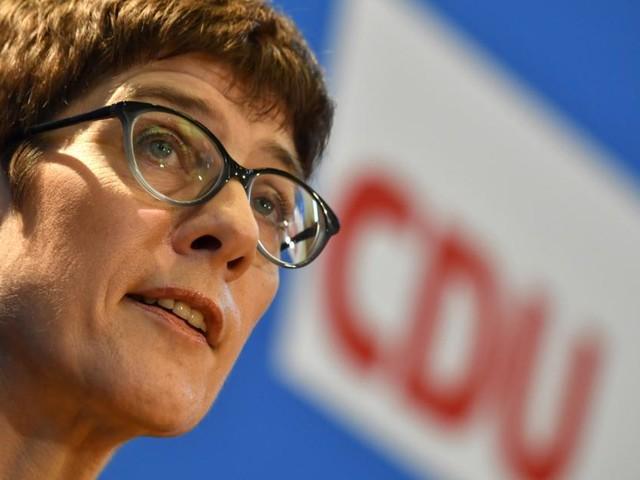 """Pressestimmen zum CDU-Parteitag: """"Eine sichere Option gewählt"""""""