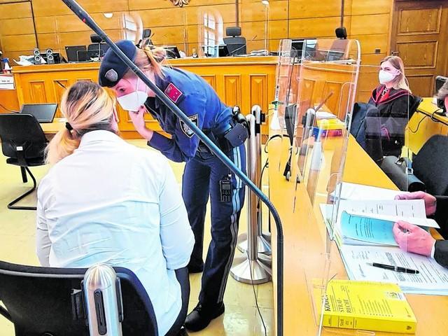 Mordprozess in Klagenfurt: Zehn Jahre Haft für 47-jährige Angeklagte