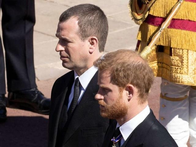 """Sein Opa wird """"schmerzlich vermisst"""": Peter Phillips: Das war nach dem Tod von Prinz Philip besonders hart"""