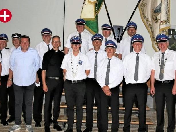 Bruderschaft zieht Bilanz: Holzener Schützenhalle attraktiver gestaltet