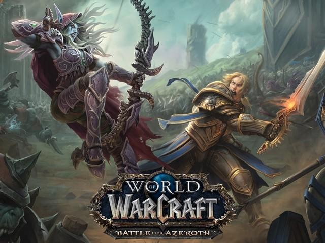 World of WarCraft: Battle for Azeroth - Update 8.2.5 erscheint am 25. September; Kriegskampagne wird beendet