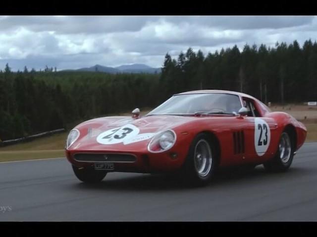 Das teuerste Auto, das je unter den Hammer kam: der Ferrari 250 GTO