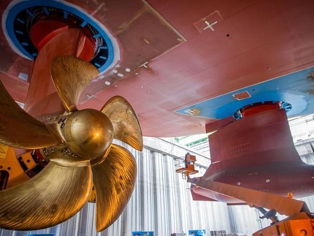 IG Metall:Mit emissionsfreiem Küstenverkehr Werften sichern