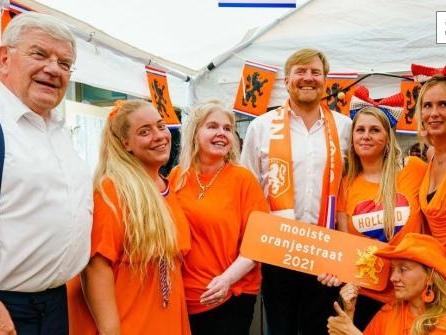 Niederländischer König verletzt erneut Corona-Regeln
