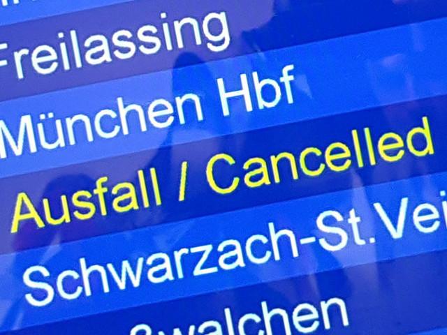 Einschränkungen im internationalen Zugverkehr durch Coronavirus