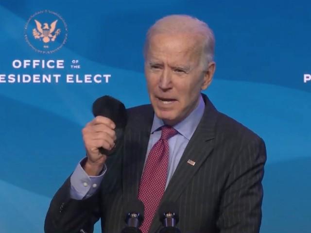 Biden schlägt neues 1,9 Billionen schweres Corona-Konjunkturpaket vor