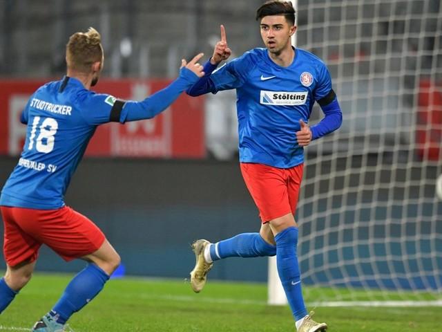 SV Meppen holt mit Beyhan Ametov die nächste Offensivkraft