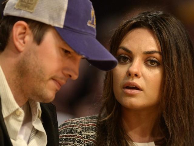 """Ich hasse es"": Kunis bereut Kutchers verpassten All-Flug"