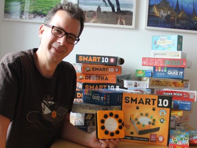 Wiener Lehrer - Erfinder von mehr als 50 Spielen