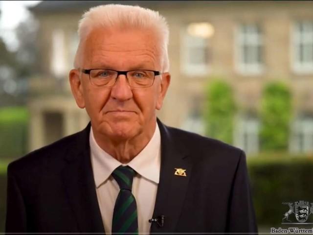 Videobotschaft von Winfried Kretschmann: Ministerpräsident wendet sich direkt an Ungeimpfte