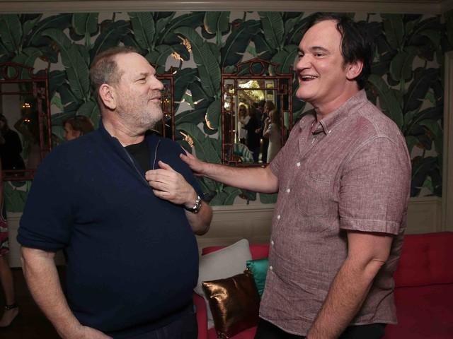 """Quentin Tarantino über Harvey Weinstein: """"Ich wusste genug, um mehr zu tun als ich es tat"""""""