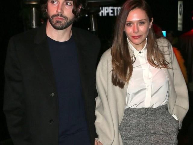 Elizabeth Olsen : Ist sie längst mit Musiker Robbie Arnett verheiratet?