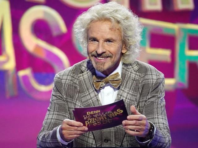 Günther Jauch wird von acht Frauen bei der RTL-Liveshow vertreten