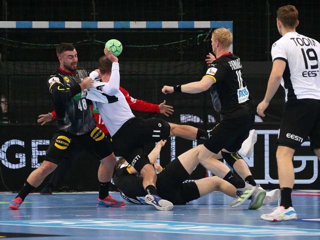 Handball: Deutschland schließt EM-Qualifikation erfolgreich ab