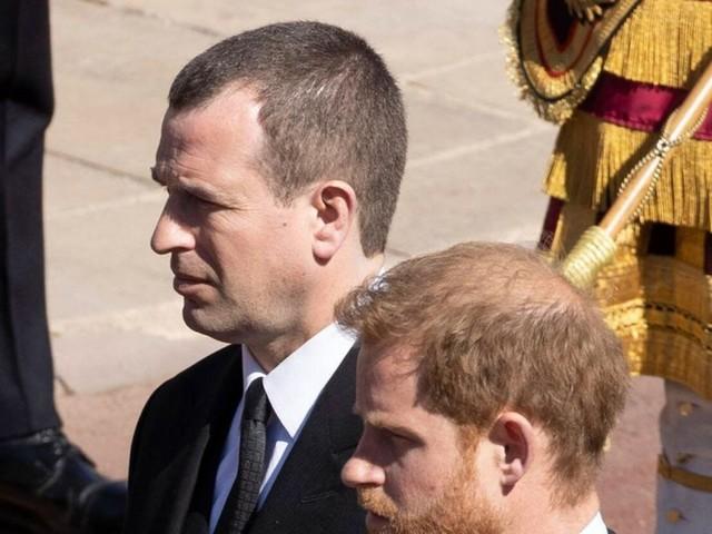 Peter Phillips: Queen-Enkel spricht über Trauer nach Tod von Prinz Philip
