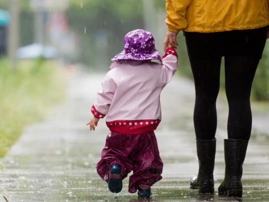 Wetter - Schauer oder Gewitter, im Norden meist trocken