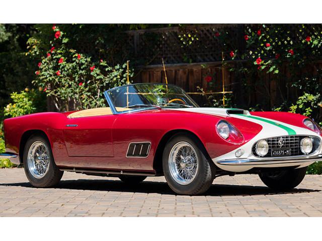 Ferrari 250 GT LWB California Spider (1959): Der 10-Millionen-Dollar-Ferrari