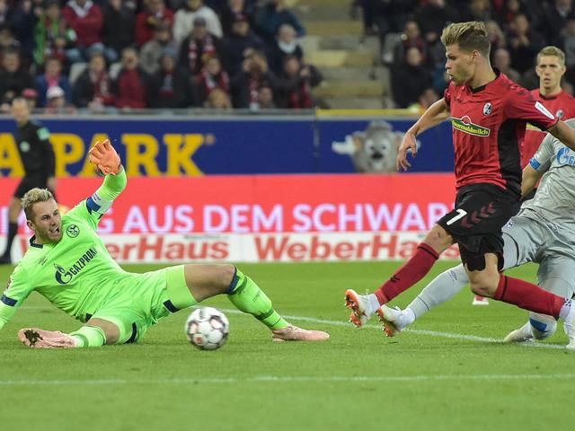 Schalke am Boden, Hoffenheim siegt bei 96