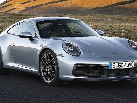 Fahrbericht Porsche 911 Carrera S