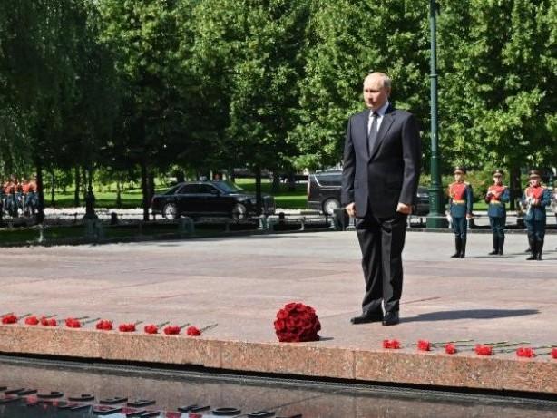 """""""Zeit""""-Gastbeitrag: Putin plädiert für Zusammenarbeit mit Europa"""