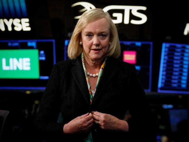 Meg Whitman hört als CEO bei HP Enterprise auf