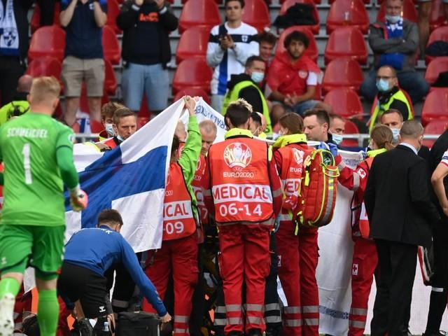 Nach Eriksen-Kollaps: UEFA lädt Lebensretter zum EURO-Finale ein