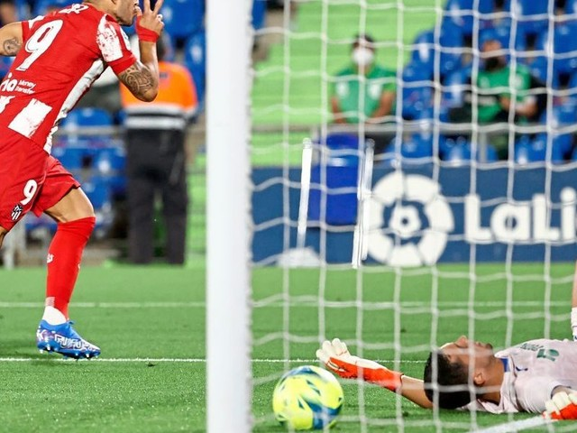Atletico nach Suarez-Doppelpack bei Getafe Spitzenreiter
