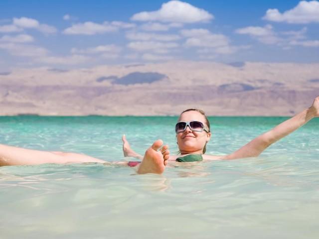 Hitzerekord: 50 Grad in Sodom am Toten Meer