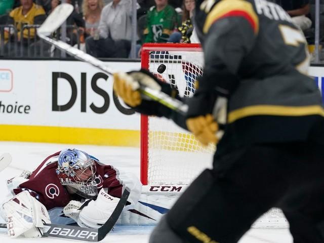 Eishockey, NHL: Grubauer scheitert mit Colorado in NHL-Playoffs an Las Vegas